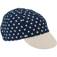 All-City Get Action Cycling Cap - Blue/Natural