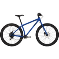 "Surly Karate Monkey 27.5""+ Complete Bike - Blue Porta Potty"