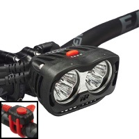 NiteRider Pro Dual 4200 Enduro Remote Headlight - 2020