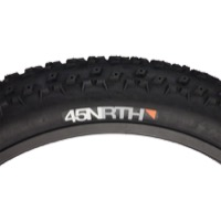 "45NRTH Dillinger 4 Studless 26"" Fat Bike Tires"