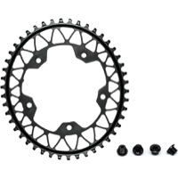 AbsoluteBlack Gravel Oval Chainring - 5 x 110mm BCD