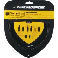 Jagwire Road Pro Road Cable & Housing Kit - Includes Brake & Derailleur Cable/Housing