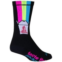 SockGuy Magic Box Crew Socks - Black