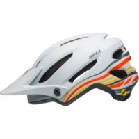 Bell 4Forty MIPS Helmet 2019 - Rush Matte/Gloss White/Orange