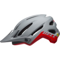 Bell 4Forty MIPS Helmet 2019 - Cliffhanger Matte/Gloss Gray/Crimson