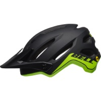 Bell 4Forty MIPS Helmet 2019 - Cliffhanger Matte/Gloss Black/Green