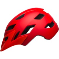 Bell Sidetrack Child Helmet 2019 - Matte Red/Orange