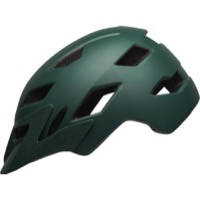 Bell Sidetrack Child Helmet 2019 - Matte Dark Green/Orange