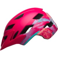 Bell Sidetrack Child Helmet 2019 - Gnarly Matte Berry