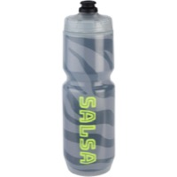 Salsa Insulated Purist Water Bottle - Team Edition Gray