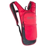 EVOC CC 2 + 2L Hydration Pack - Red