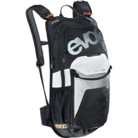 EVOC Stage 12 Backpack - Black/White/Neon