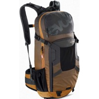 EVOC FR Enduro Protector Backpack - Carbon Grey/Loam