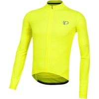 Pearl Izumi SELECT Pursuit LS Jersey 2019 - Screaming Yellow