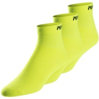 Pearl Izumi Attack Socks 3-Pack 2019 - Screaming Yellow