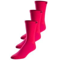 Pearl Izumi Attack Tall Socks 3-Pack 2019 - Screaming Pink