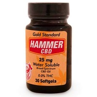 Hammer CBD Softgels