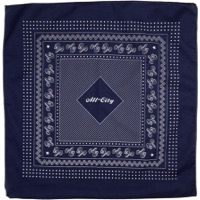 All-City Party Bandanna - Blue