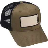 Surly Name Patch Trucker Hat - Olive Green