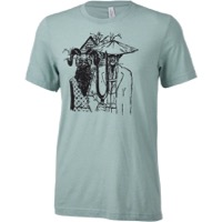 Surly Gothic T-Shirt - Dusty Blue