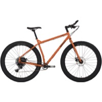 Surly ECR 29+ Complete Bike - Norwegian Cheese Brown