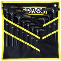 Pedro's Pro T/L Hex and Torx Wrench Set