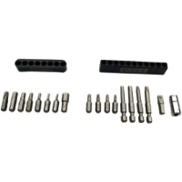 Pedro's Hex Wrench Bit Set II