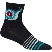 SockGuy Escargear Sock - Black