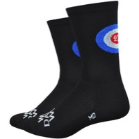 "DeFeet Aireator 6"" SaK07 Socks - Battle"