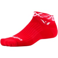 Swiftwick Vision One Socks - Spotlight Red