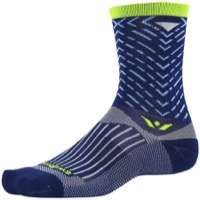 Swiftwick Vision Seven Socks - Tread Navy