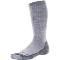 Swiftwick Pursuit Eight Heavy Cushion Socks - Heather Gray