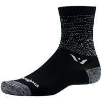 Swiftwick Vision Five Socks - Dash Black