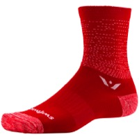 Swiftwick Vision Five Socks - Dash Red