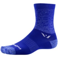 Swiftwick Vision Five Socks - Dash Blue