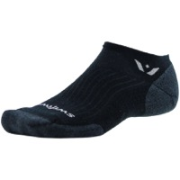 Swiftwick Pursuit Zero Wool Socks - Black
