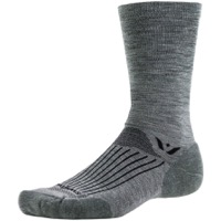 Swiftwick Pursuit Seven Wool Socks 2019 - Heather
