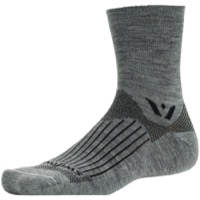 Swiftwick Pursuit Four Wool Socks - Heather