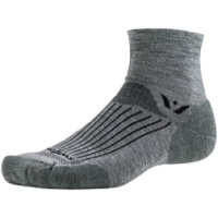 Swiftwick Pursuit Two Wool Socks - Heather