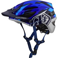 Troy Lee A2 MIPS Helmet 2019 - Jet Blue