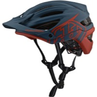 Troy Lee A2 MIPS Helmet 2019 - Decoy Air Force Blue/Clay