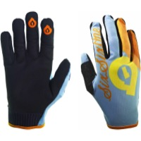 SixSixOne Comp Gloves - Blue Sherbet