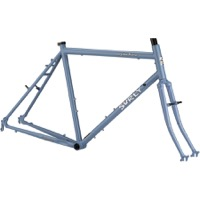"Surly Long Haul Trucker 26"" Frameset - Blue Suit of Leisure"