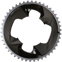 SRAM AXS Double Asymmetric 4-Bolt Chainrings - Asym 107mm BCD