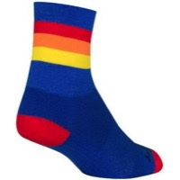 SockGuy Vintage Socks - Multi-Color