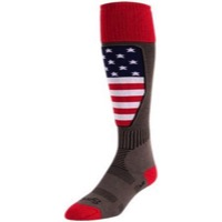 Sockguy Homeland Knee-Hi Socks - USA Flag