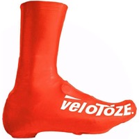 VeloToze Road Tall Shoe Covers - Viz-Orange