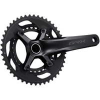 Shimano FC-RX600-10 GRX Double Crankset - 10 Speed