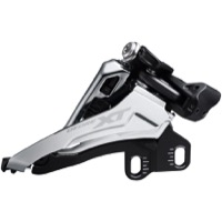 Shimano FD-M8100 E2 Type XT Double Derailleur - 2 x 12 Speed Side Swing