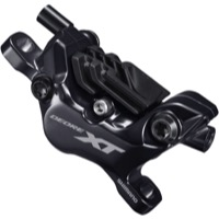Shimano XT BR-M8110 FLAT MOUNT Hydraulic Disc Brake Caliper w//K03S Pad wo//bolts